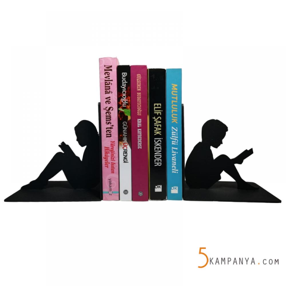 çocuk Kitap Okuma Kitap Desteği Kitap Tutucu